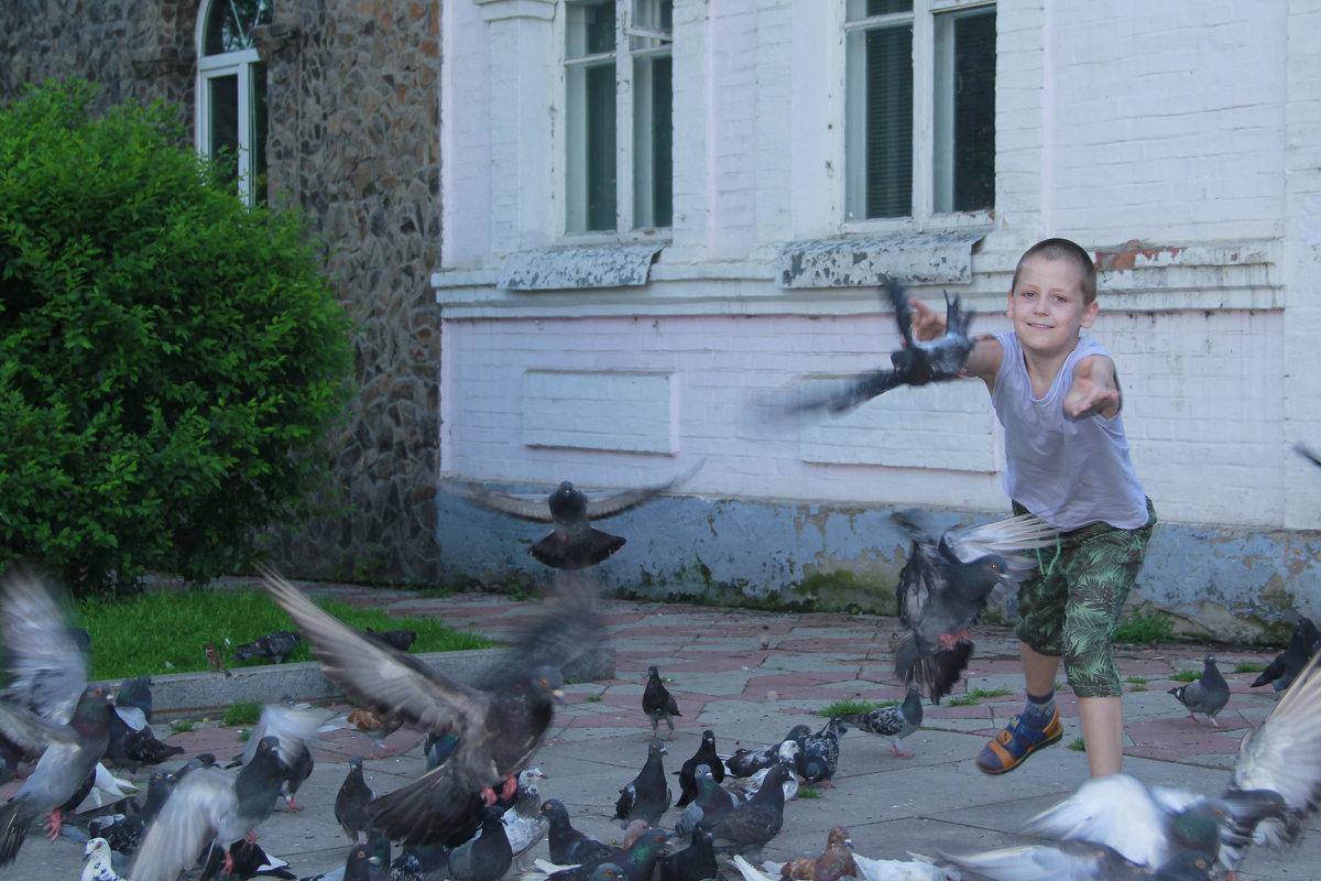Лети, голубка! - Юлия Руденко