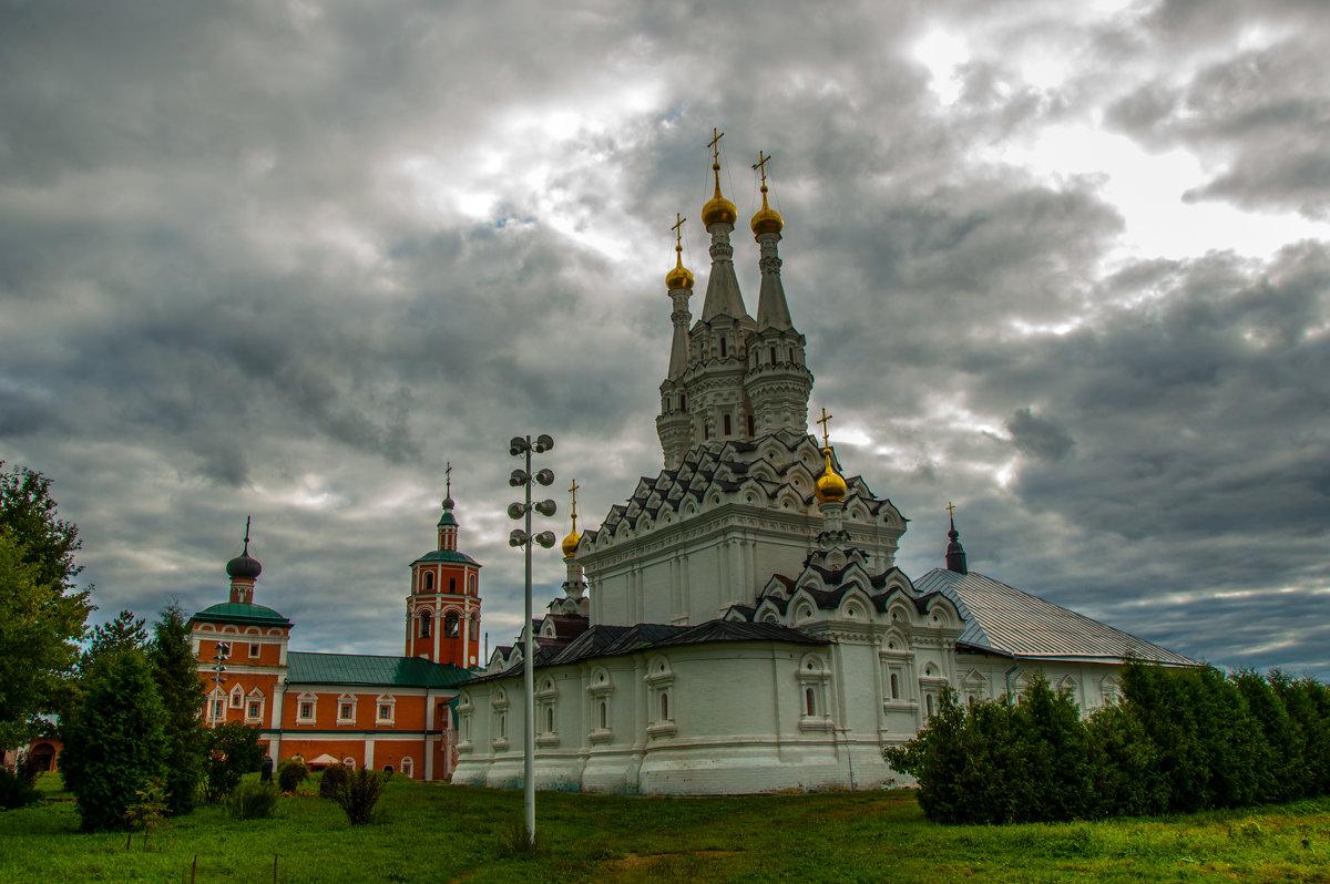 Вязьма. Иоанно-Предтеченский монастырь - Alexander Petrukhin