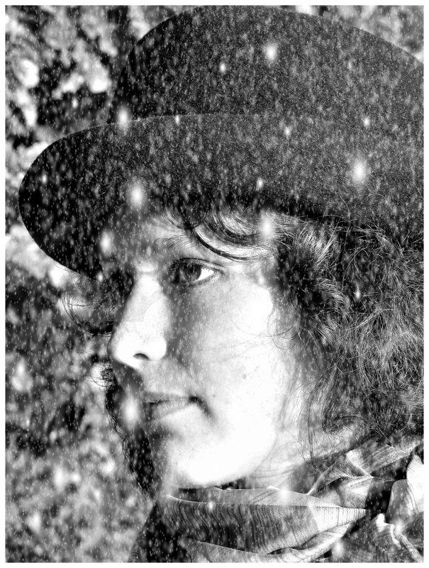 Вариант портрета - Наталья