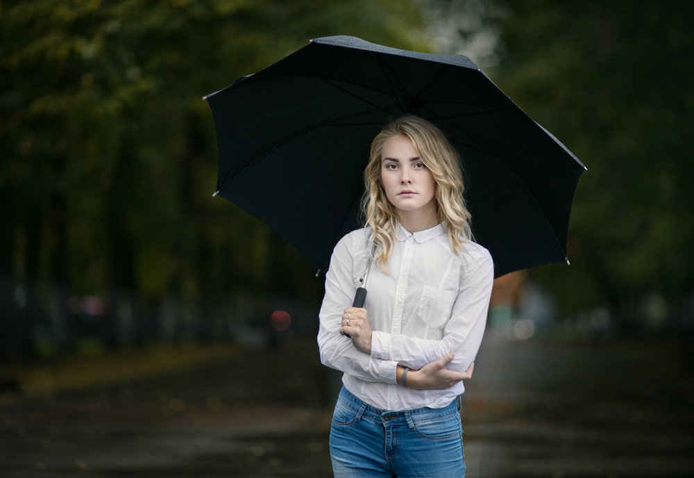 Осенний портрет - Алекс Римский