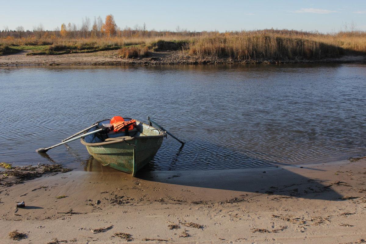 Осень на реке - Анна Семёнова