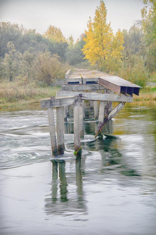 Старый мост - Дмитрий Брошко