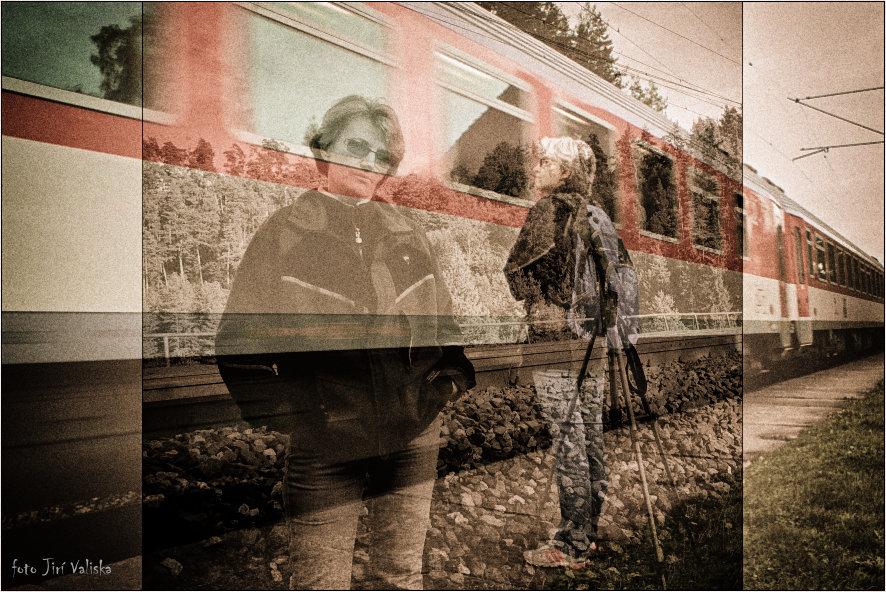 этот поезд не стоит - Jiří Valiska