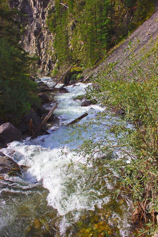 Река Чибитка - val-isaew2010 Валерий Исаев