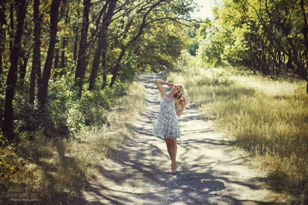 Летнее настроение - Оксана Иванько