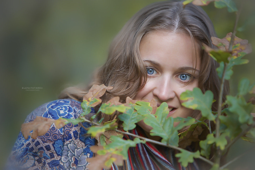 ....Наташка - Elena Tatarko (фотограф)