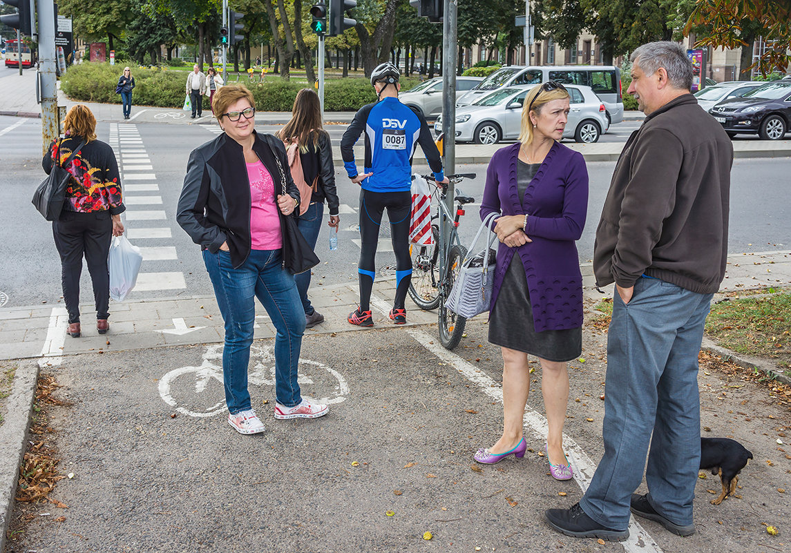 Прогулка по Вильнюсу - Vsevolod Boicenka