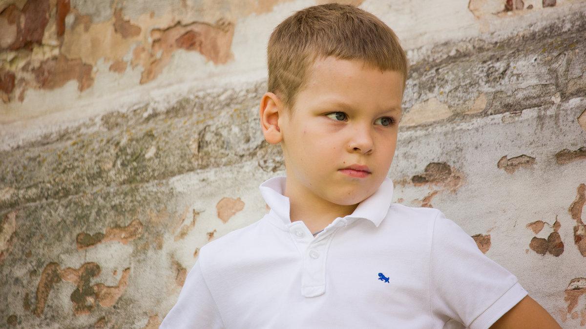 Дети - Елена Скутина