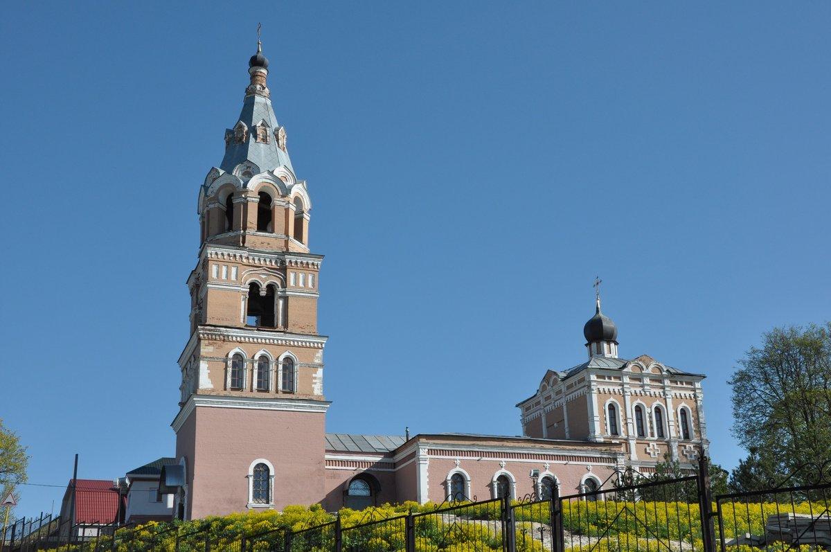 храм Троицы живоначальной, Ознобишино - Роман Шаров
