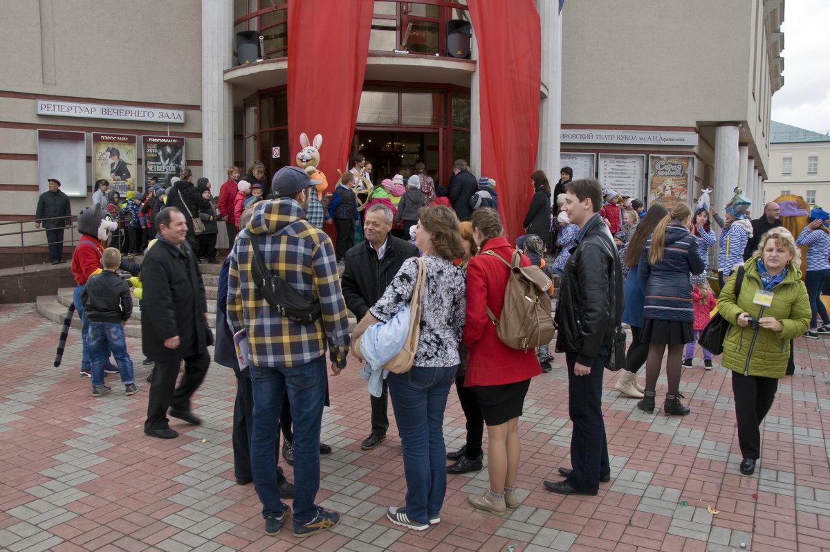 Приятные встречи творчества! - Андрей Синицын