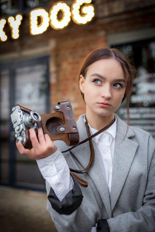 Юный фотограф. - Андрей Ярославцев