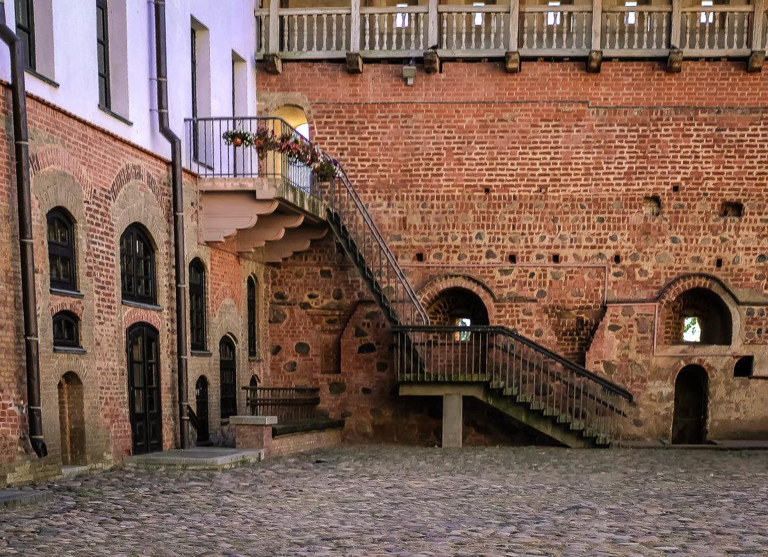 Мир. Замок XVI в. (Беларусь) - Nonna