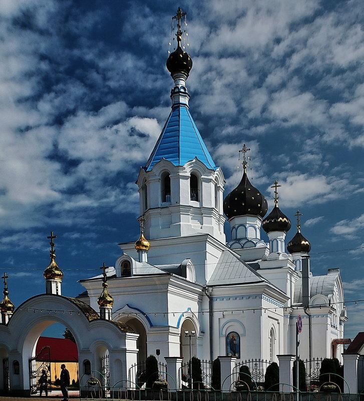 Святониколаевская церковь в Поставах - Владимир