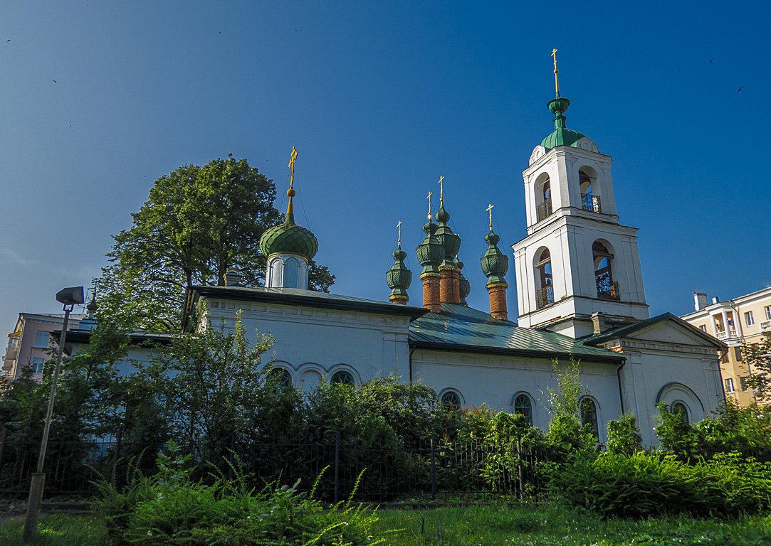 Церковь Вознесения - Сергей Цветков