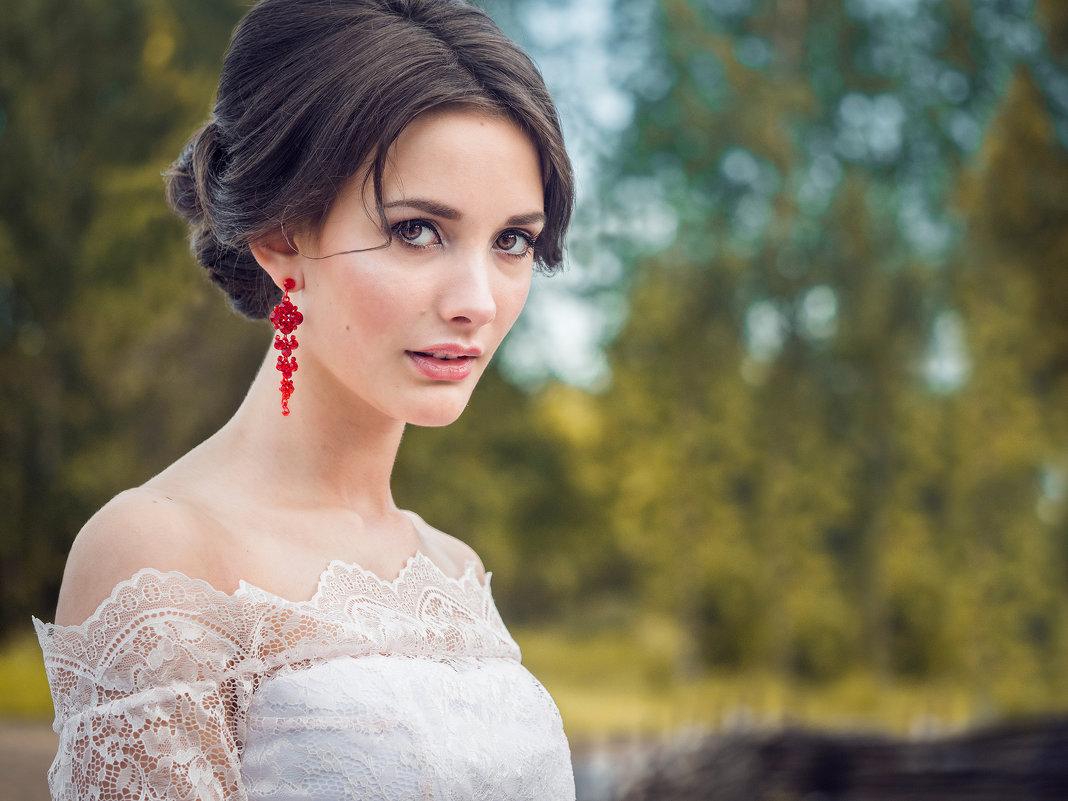 Девушка в белом - Соня Орешковая (Евгения Муравская)