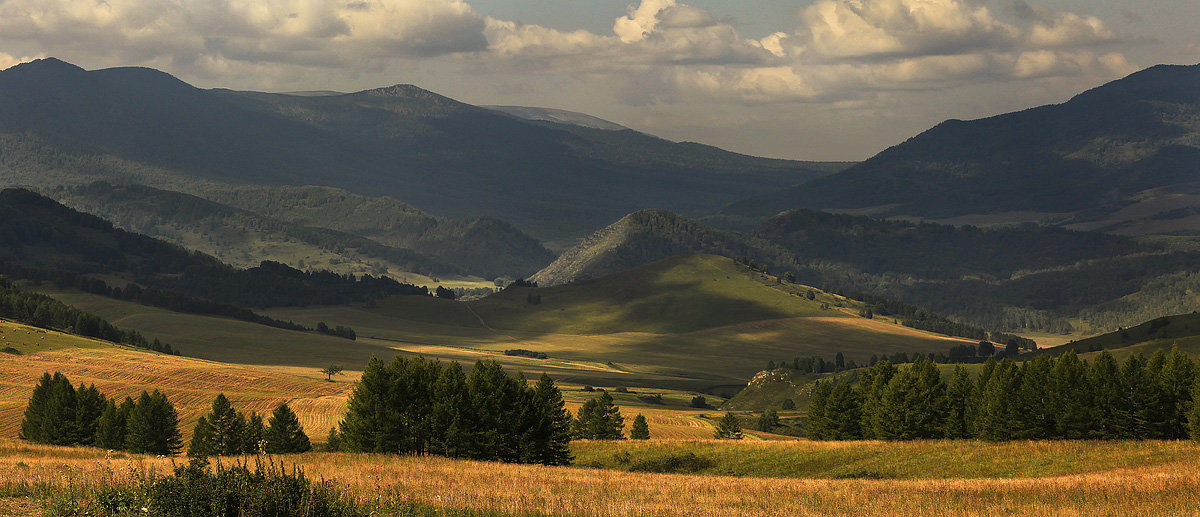 И луч дневной, горит в горах на рёбрах туч 6 - Сергей Жуков