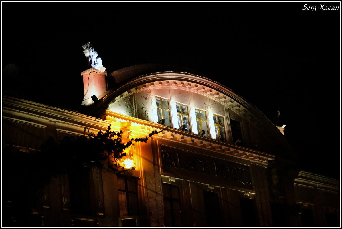 Ночной город - Сергей Харченко