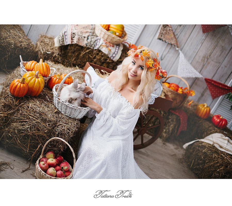 Осенние фантазии - Tatiana Treide