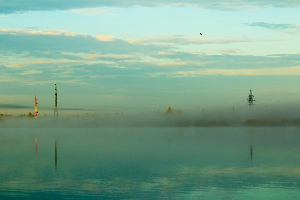 Рассвет над озером - Андрей Кузнецов