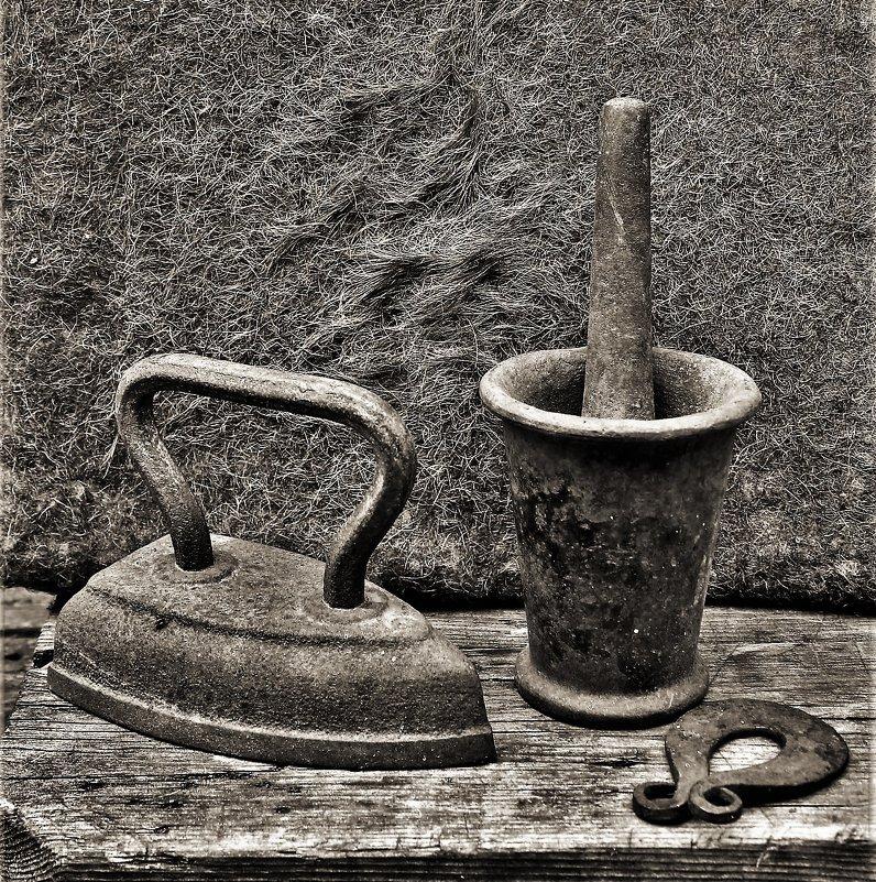 Старое железо - Сергей Чиняев