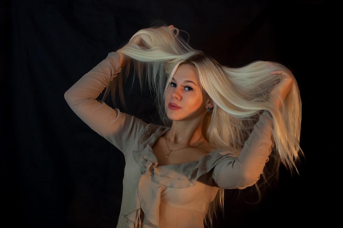 Шелк волос - Albina