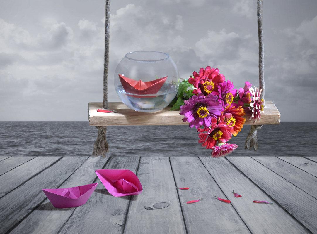 Мечты о морях - Evgeniy Belkov