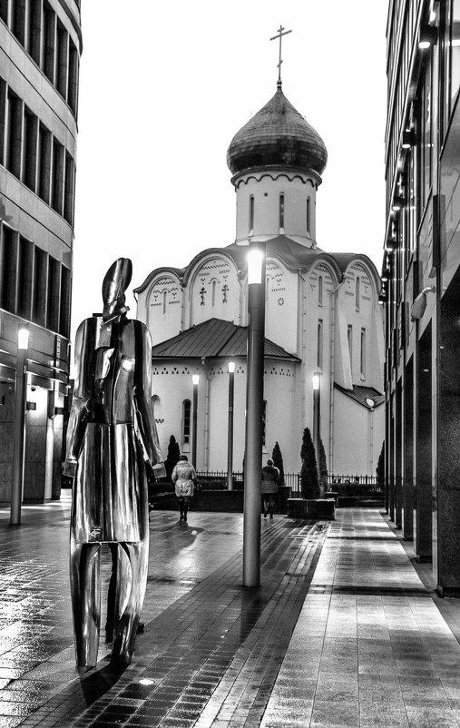 Дорога к храму - Ирина