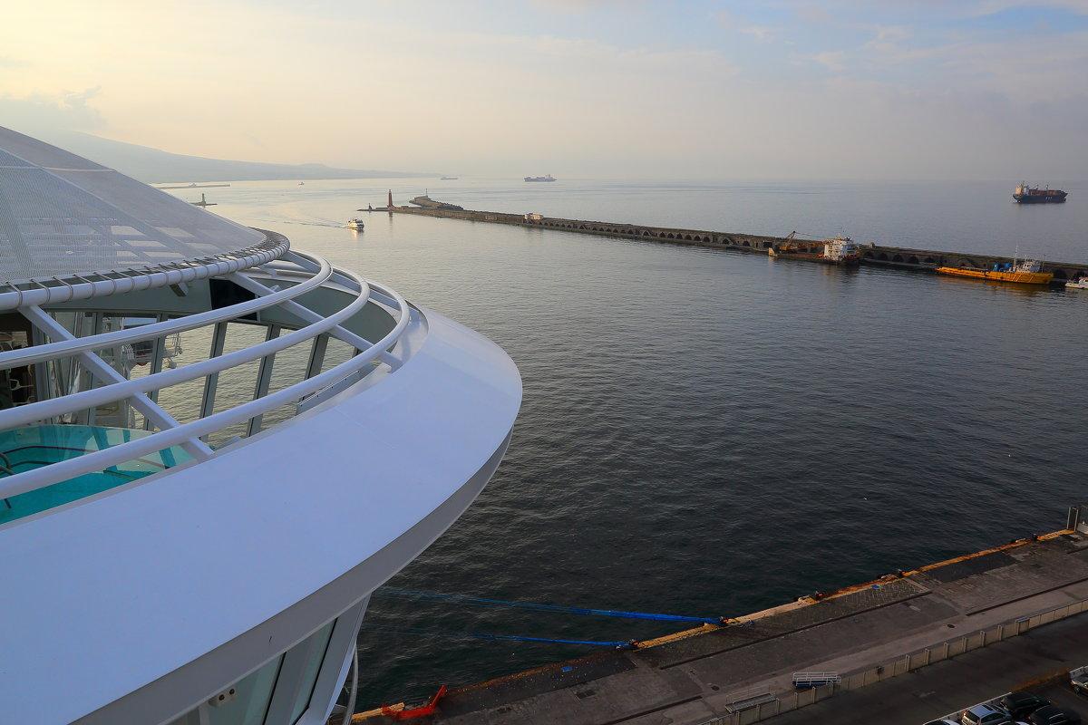 морские ворота Неаполя - ALEX KHAZAN