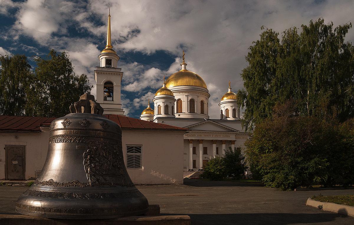Богородицы Успения вечерний свет - Наталия Женишек