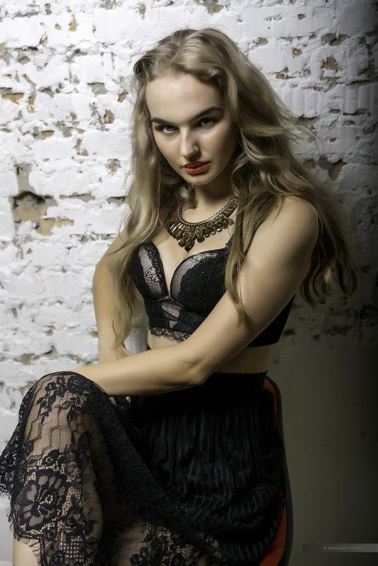 Ангелина - Денис Карманов