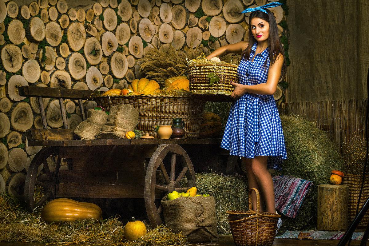 Хорошо в деревне летом! - Наташа Шамаева
