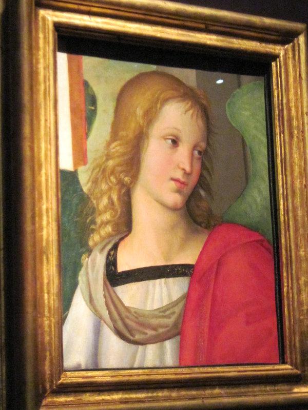 Голова Ангела. 1501 - Маера Урусова