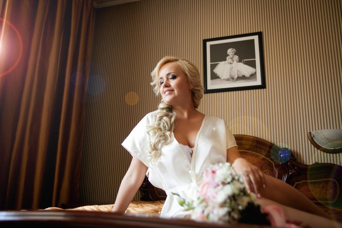 утро невесты - Кристина Мартыненко