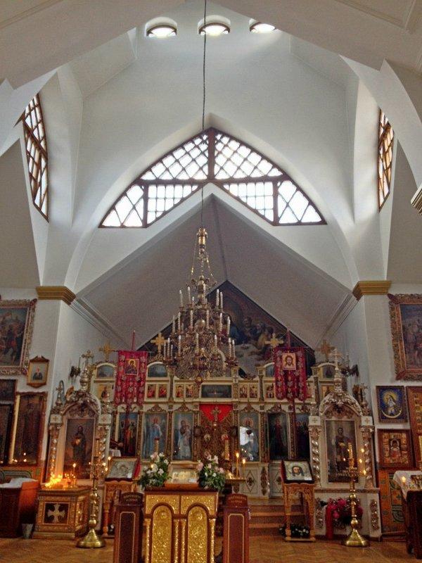 Церковь всех Крымских святых и ФЕОДОРА СТРАТИЛАТА - Tata Wolf