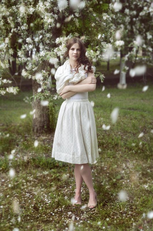 """Фотопроект """"Волшебный май"""" - Ольга Нерубенко"""