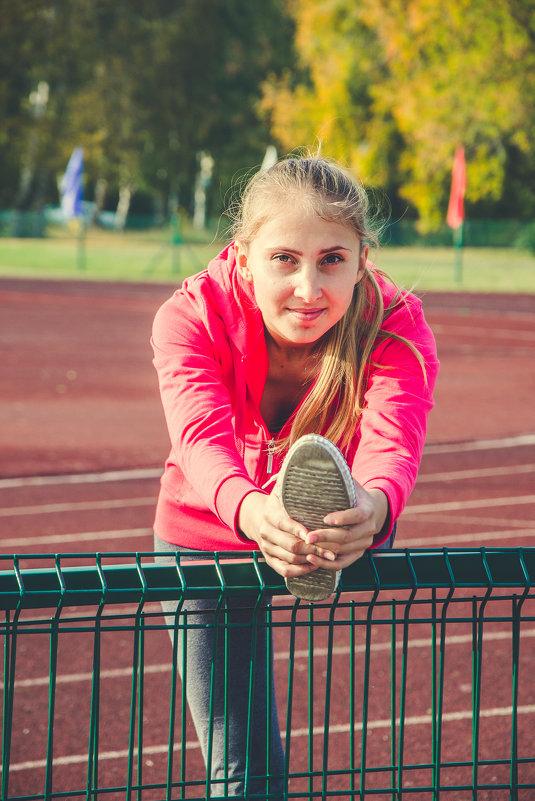 жизнь - спорт - Екатерина Смирнова