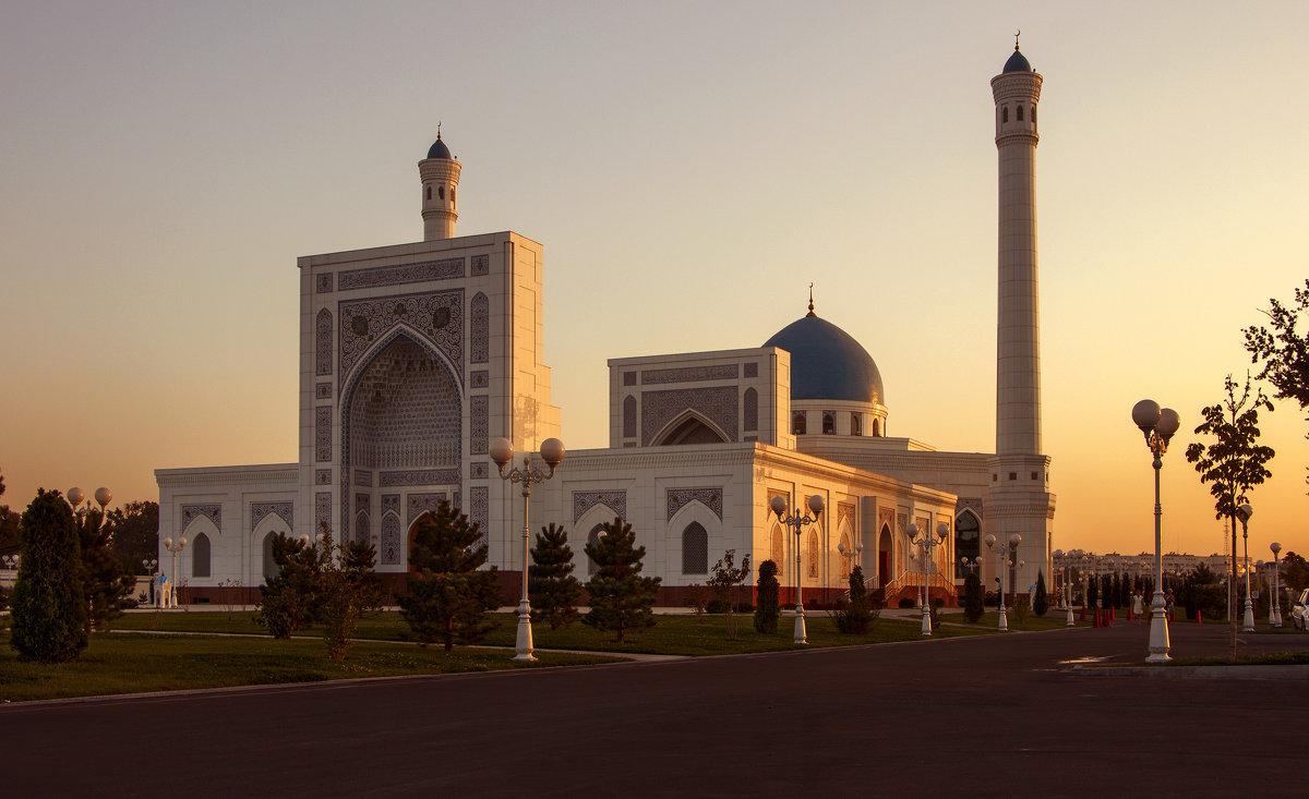 Мечеть Минор. - Татьяна