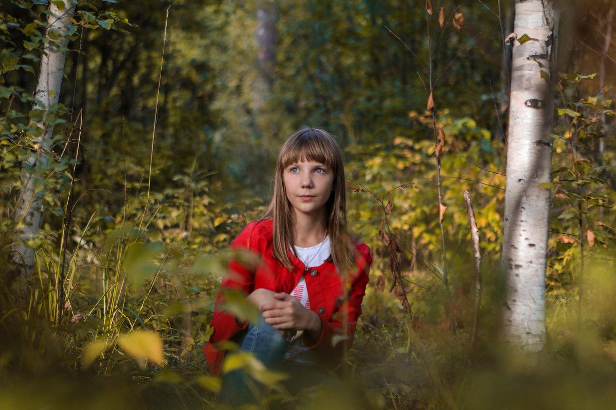 Средь листвы - Роман Васенин