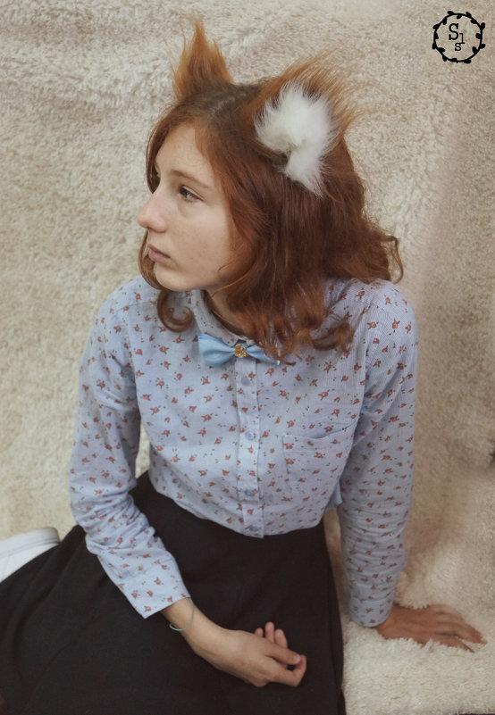 голубая бабочка - Софья Лейкина
