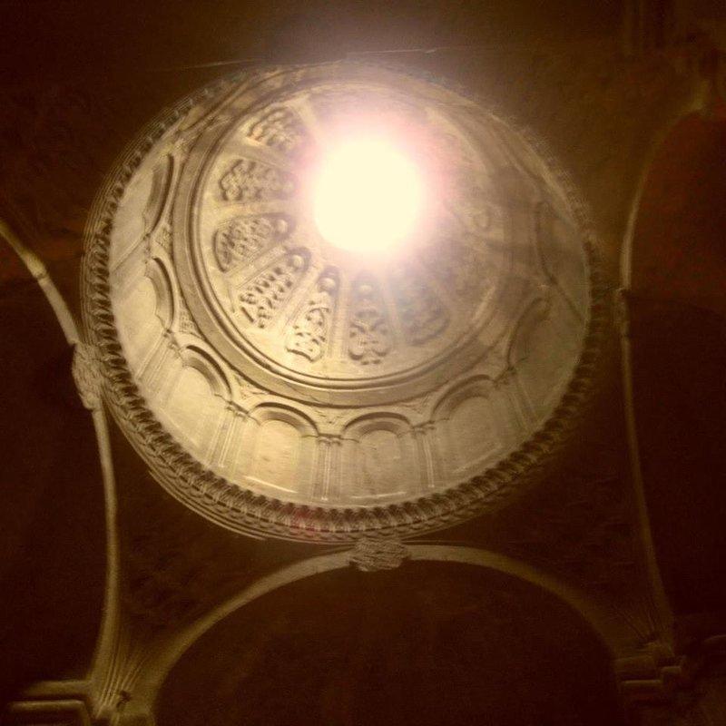 Купол храма - ЕЛЕНА СОКОЛЬНИКОВА