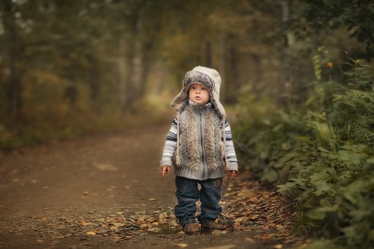 Мой Большой Маленький Человек - Anna Lipatova