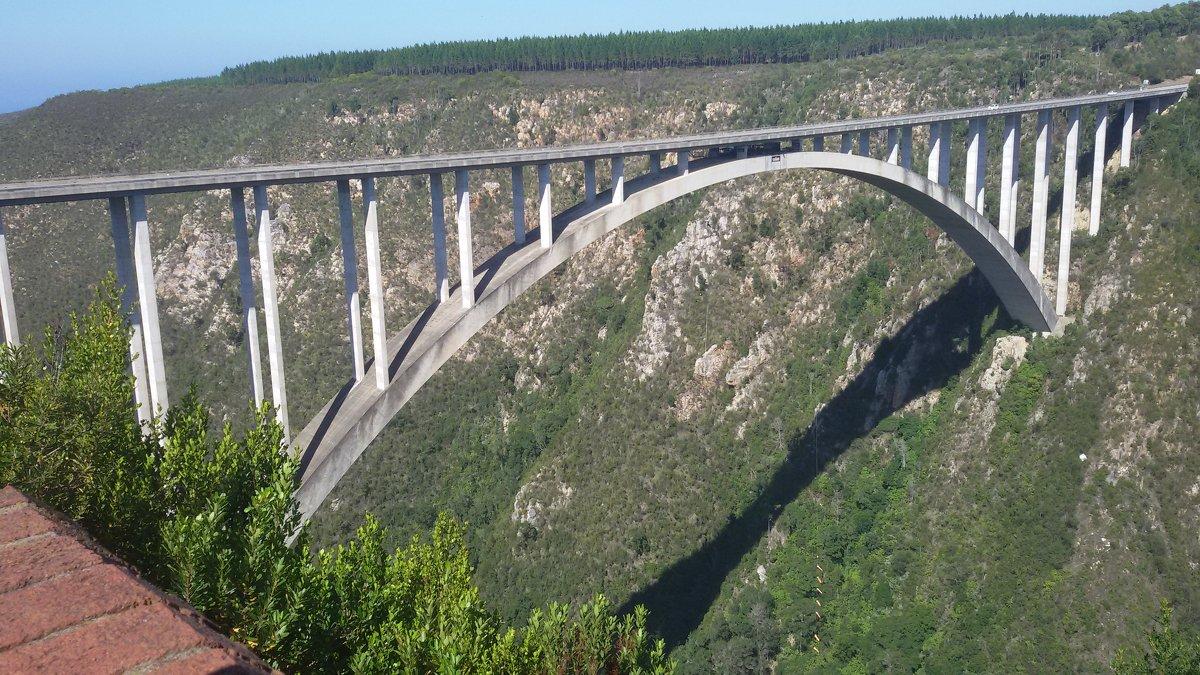 Мост через ущелье - Julia A