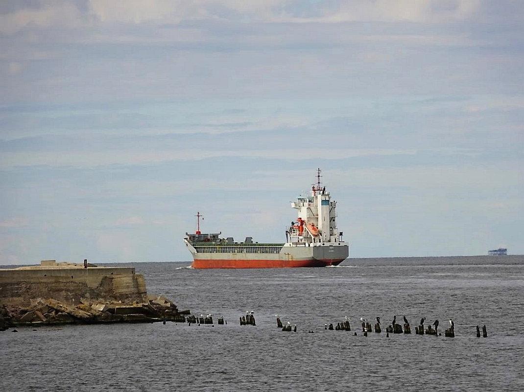 Корабли уходят в море... - Маргарита Батырева