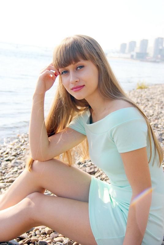 аня - Лиза Игошева