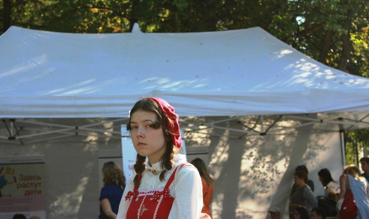 Фолк на Новой книге в Новосибирске. - Наталья Золотых-Сибирская