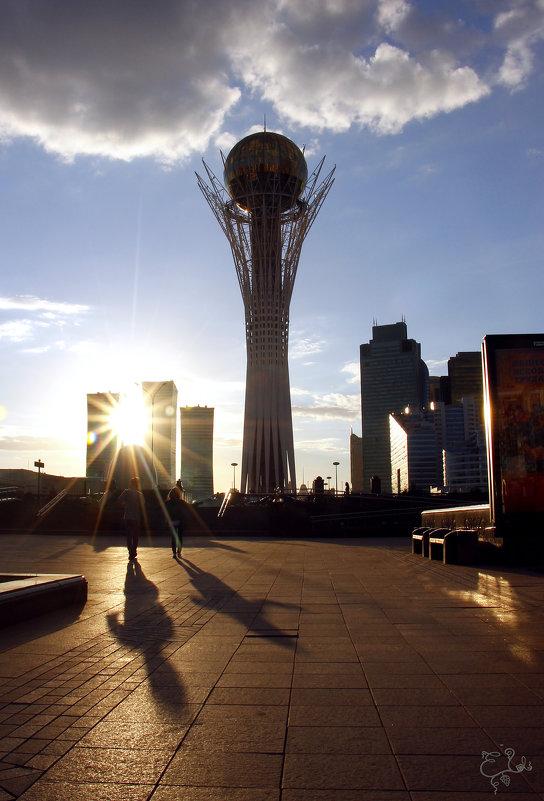 Астана - Ефим Журбин