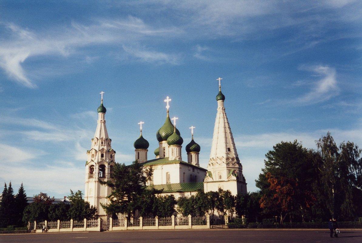 Ярославль. Церковь Ильи-Пророка - Александр Петров