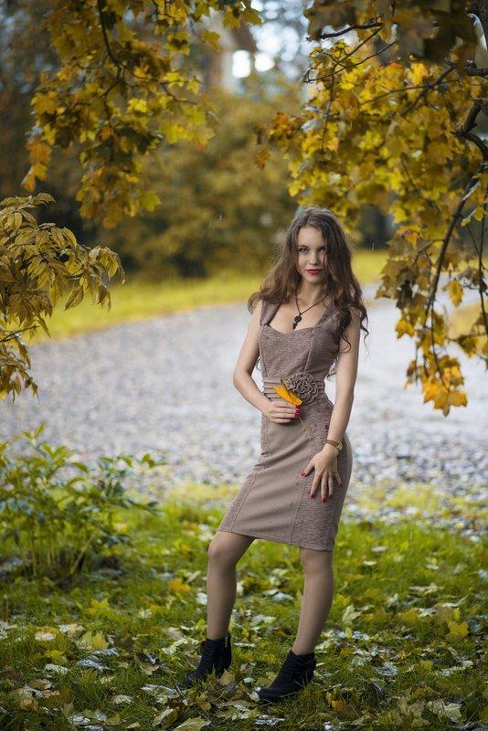 Кленовый лист - Женя Рыжов