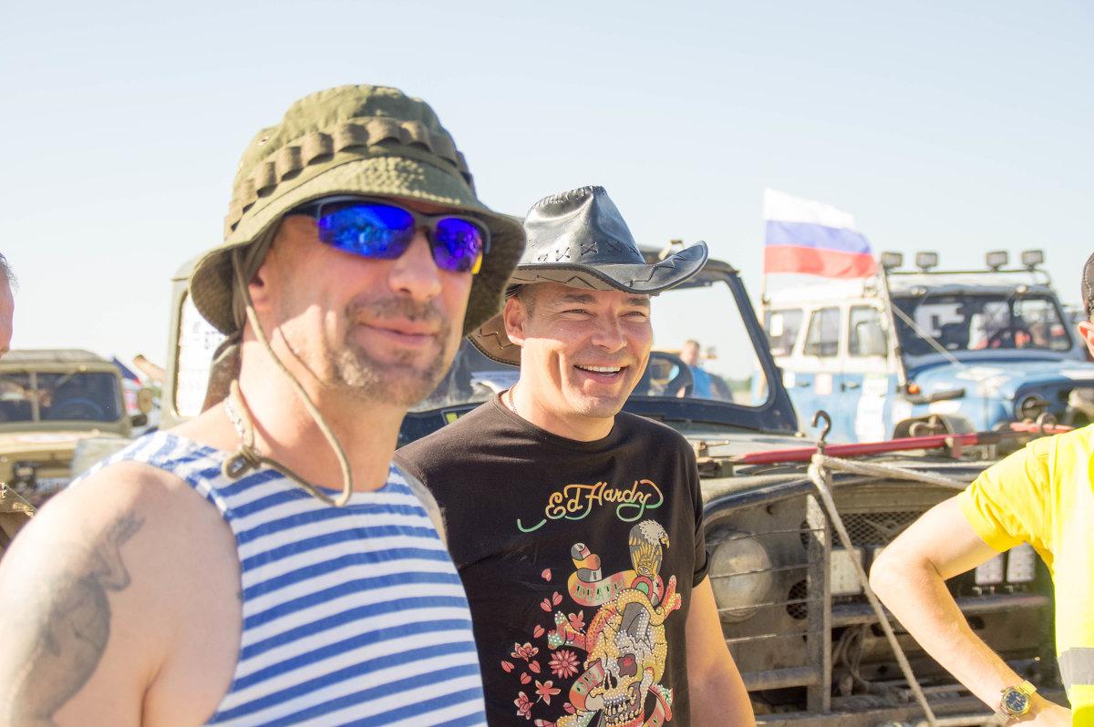 Наш экипаж - Илья Кибирев