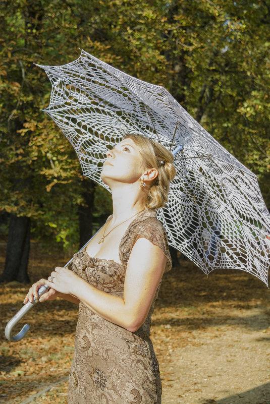 Осенняя краса - Надежда Шульц